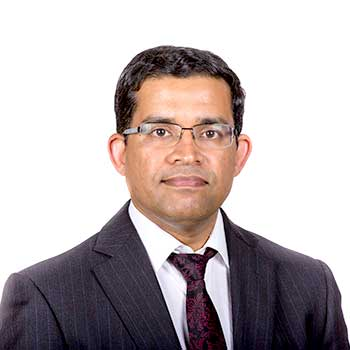 Image of Dr. Arun Kumar from Anesthesiology Institute at Cleveland Clinic Abu Dhabi
