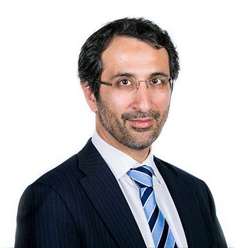 Image of Dr. Omar Durrani from Eye Institute at Cleveland Clinic Abu Dhabi