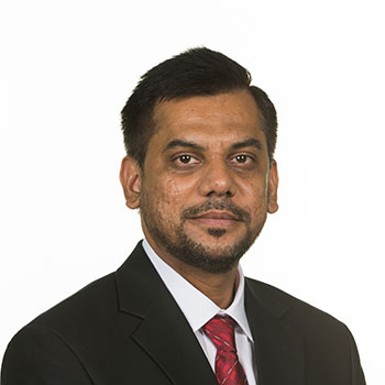 Dr. Junaid Akhtar Associate Staff Physician Neurological Institute at Cleveland Clinic Abu Dhabi