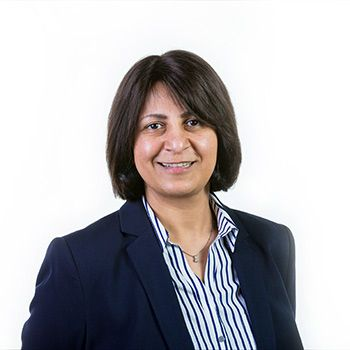 Image of Dr. Ayesha Ahmed from Medical Subspecialties Institute at Cleveland Clinic Abu Dhabi