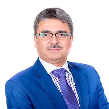 Image of Dr. Mohamed Abuzakouk from Medical Subspecialties Institute at Cleveland Clinic Abu Dhabi