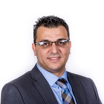 Image of Dr. Fadi Hamed from Respiratory & Critical Care Institute at Cleveland Clinic Abu Dhabi