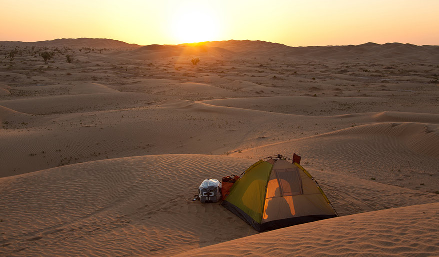 Desert Camping: Your Guide to Staying Safe