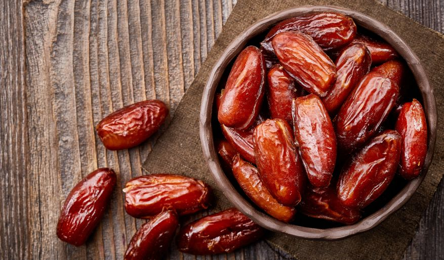 Four Reasons to Replenish With Dates (Infographic)
