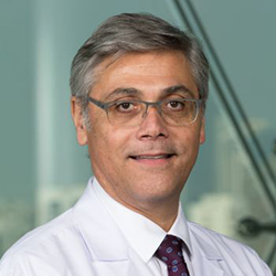 Jorge A. Guzman, MD, Chief of Staff