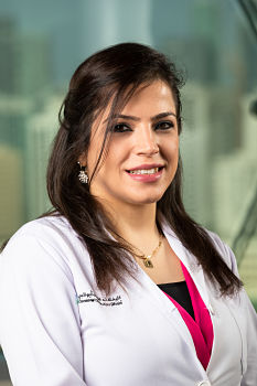Dr. Lameese Tabaja, a Colorectal Surgeon