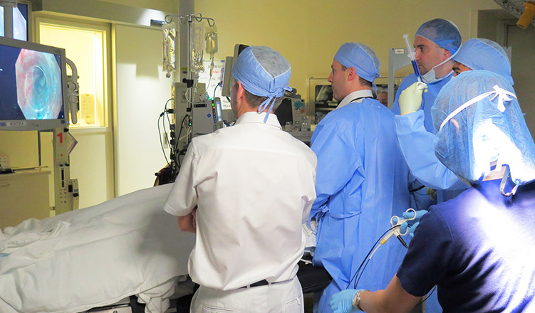 Cleveland Clinic Abu Dhabi performs innovative new procedure