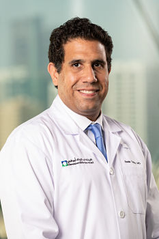 Dr. Reda Tolba, the Department Chair of the Pain Management Department