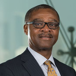 C. Okey Agba, Chief Financial Officer