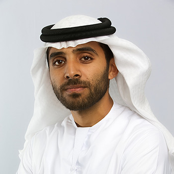 Abdulla Abdul Aziz Al Shamsi, Chief Administrative Officer