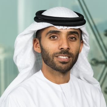Abdulla Abdul Aziz Al Shamsi, Chief Administrative Officer and Director of Strategic Programs Office and Office of Facilitated Access