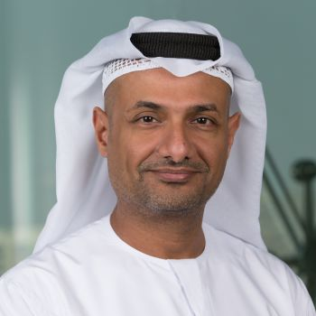 Yaser Obaid, Chief Human Capital Officer